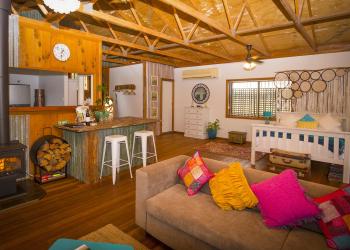 Peppercorn Cabin