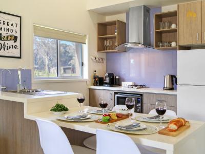 Hunter Valley Accommodation - Ironbark Villa 4 - Pokolbin - all