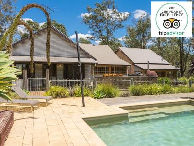 Hunter Valley Accommodation - Dalwood Country House - Dalwood - Exterior