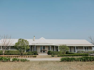 Corunna Station 7 Bedrooms - Pokolbin