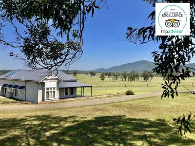 Hunter Valley Accommodation - Kinsale Cottage - Pokolbin - Exterior
