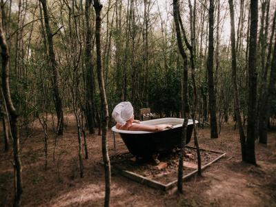 Billabong Moon Treetops Lodge - Rothbury