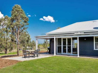 Hunter Valley Accommodation - Jindalee Estate Aldora Cottage - all
