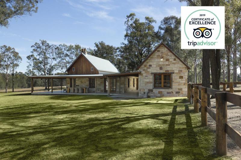 Hunter Valley Accommodation - Enzo Cottage - Pokolbin - Exterior