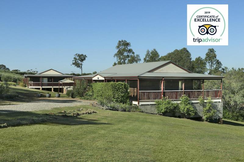Hunter Valley Accommodation - North Lodge Estate Cottages - Pokolbin - Exterior