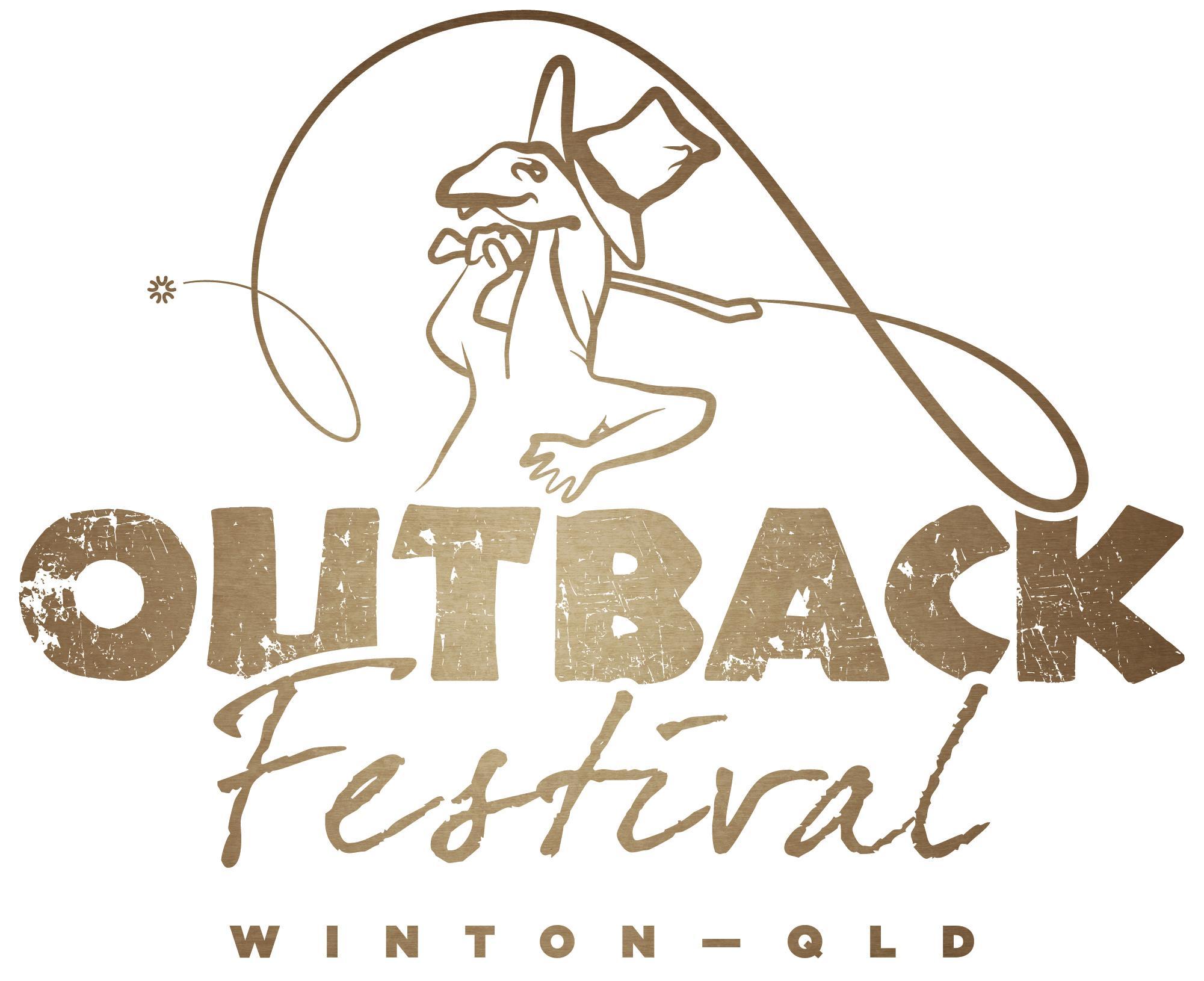 Outback Festival Inc Logo
