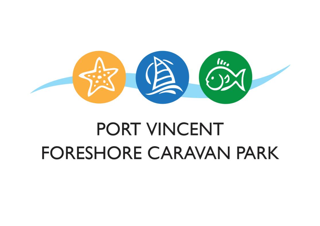 Port Vincent Foreshore Caravan Park Logo